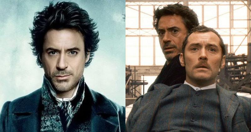 Robert Downey Jr And Jude Law RETURN For 'Sherlock Holmes 3