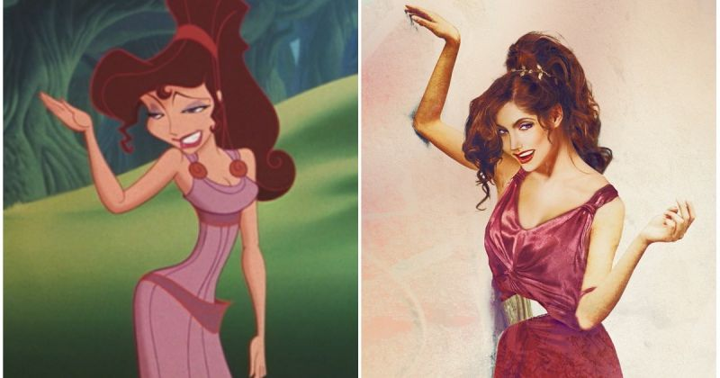 14 Photos Showing What The Real Disney Princesses Looked Like