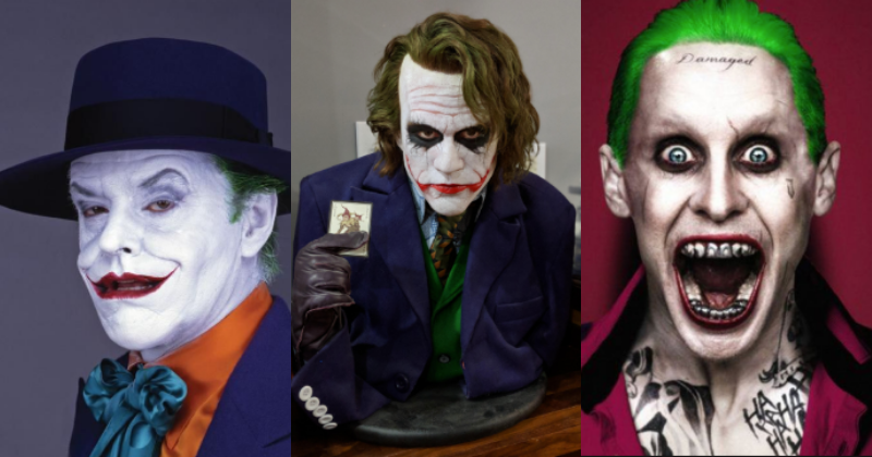 From Jack Nicholson To Heath Ledger These Actors Nailed The