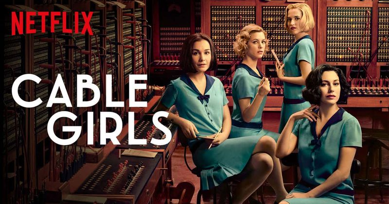 Cable Girls' Season 4: Here's Everything We Know So Far