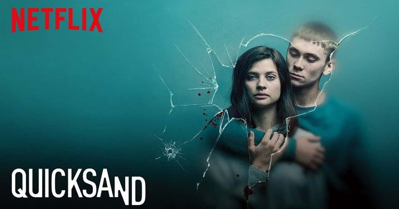 Image result for quicksand netflix cover