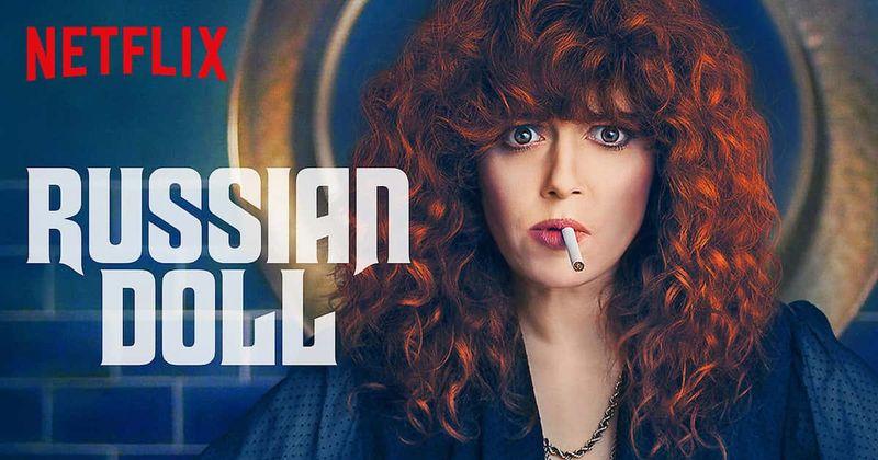 Russian Doll, Netflix, product placement, entertainment marketing, SVOD platform