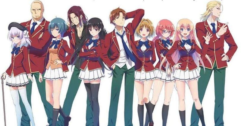 Classroom Of The Elite' Season 2: Release Date, Plot, News And More