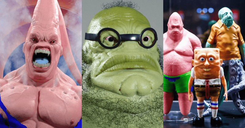 10 Real Life Cartoon Characters That Will Destroy Your Childhood