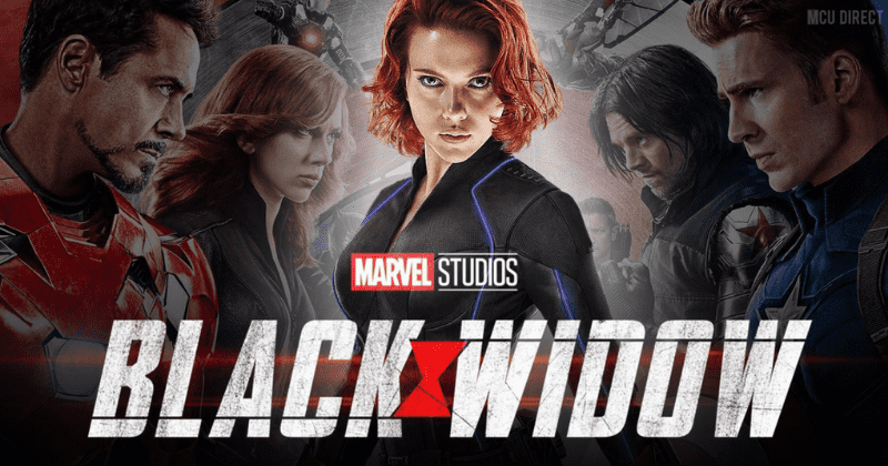 Just In: The First Trailer Of 'Black Widow' Was Screened